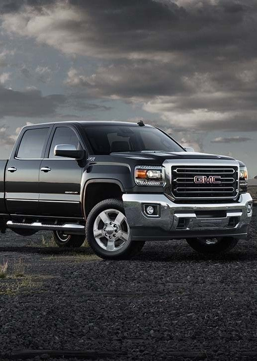 10 Popular Cars Made In America Gmc Sierra 2500hd Gmc Sierra