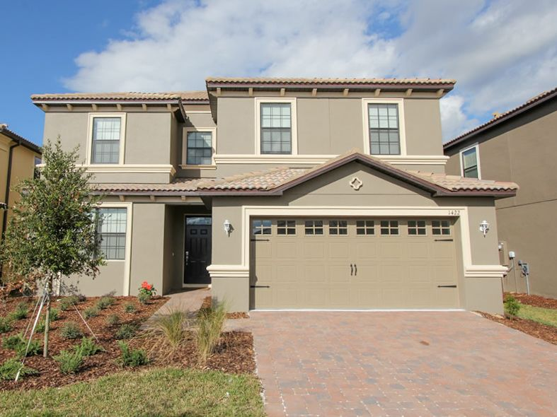 1422 Moon Valley Dr Champions Gate Fl Is A 6 Bed 6