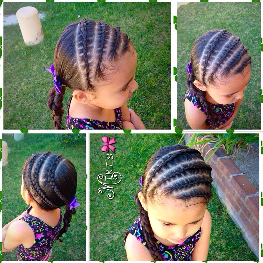 Hair style for little girls kids fashion pinterest hair style