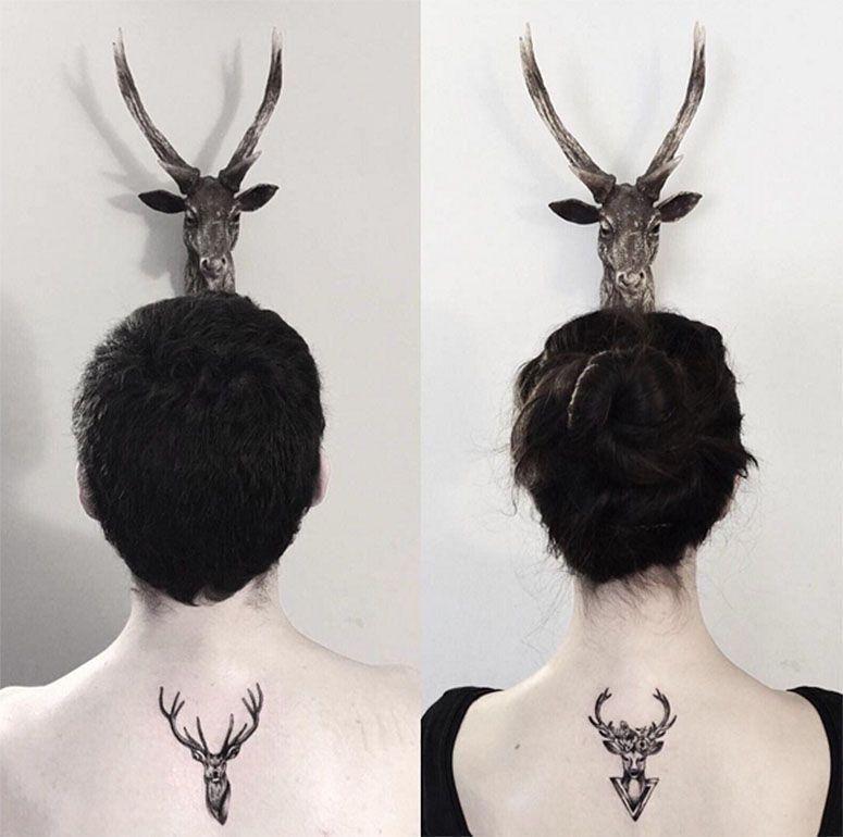 Tatuagem de casal: 80 ideias para eternizar seu amor com estilo!