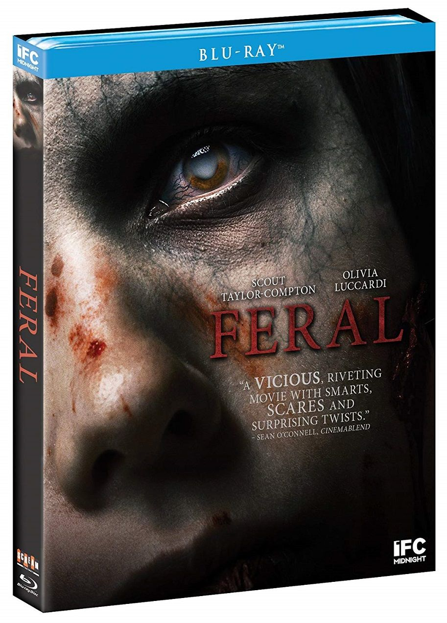 Feral starring Scout Taylor-Compton infects Blu-ray this