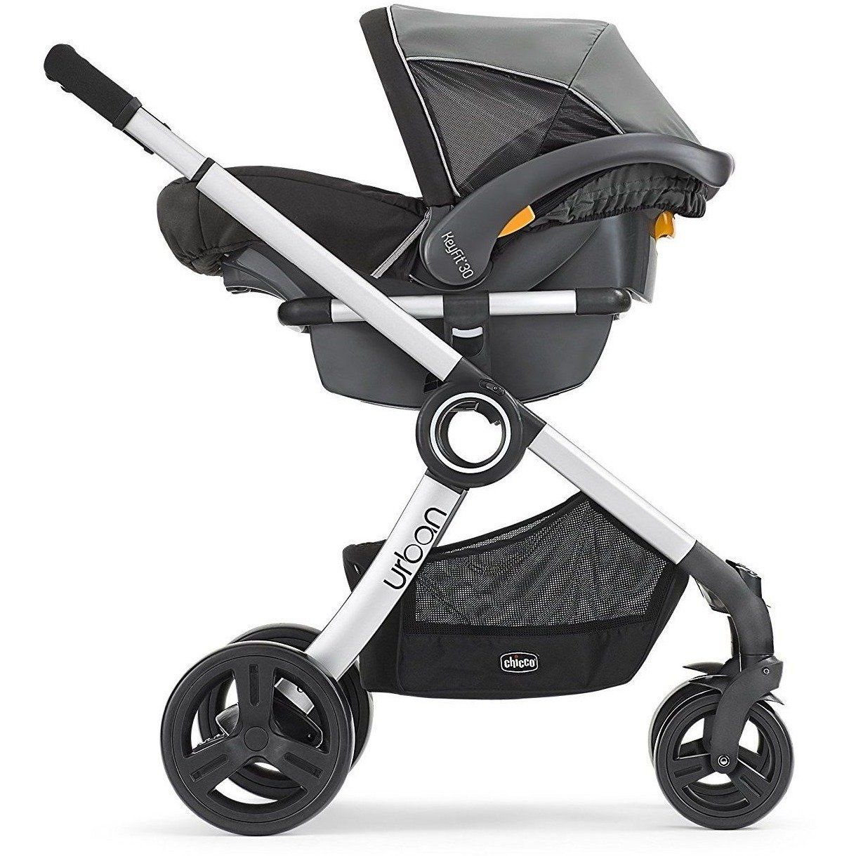 Chicco Urban 6in1 Modular Single Baby Stroller Manhattan