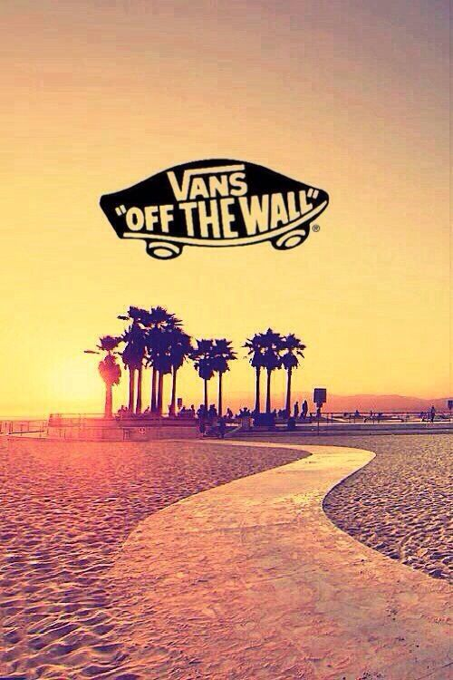 Palm Tree Sunset Nike Wallpaper Vans Off The Wall Palm Trees