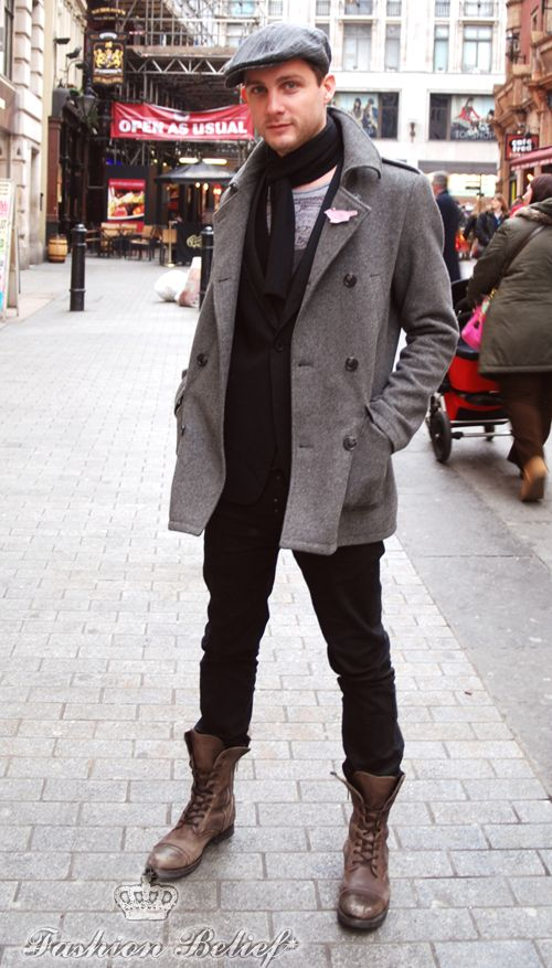 Men's fashion – What to wear with boots | Fashion Belief
