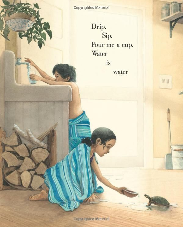 Water Is Water A Book About the Water Cycle