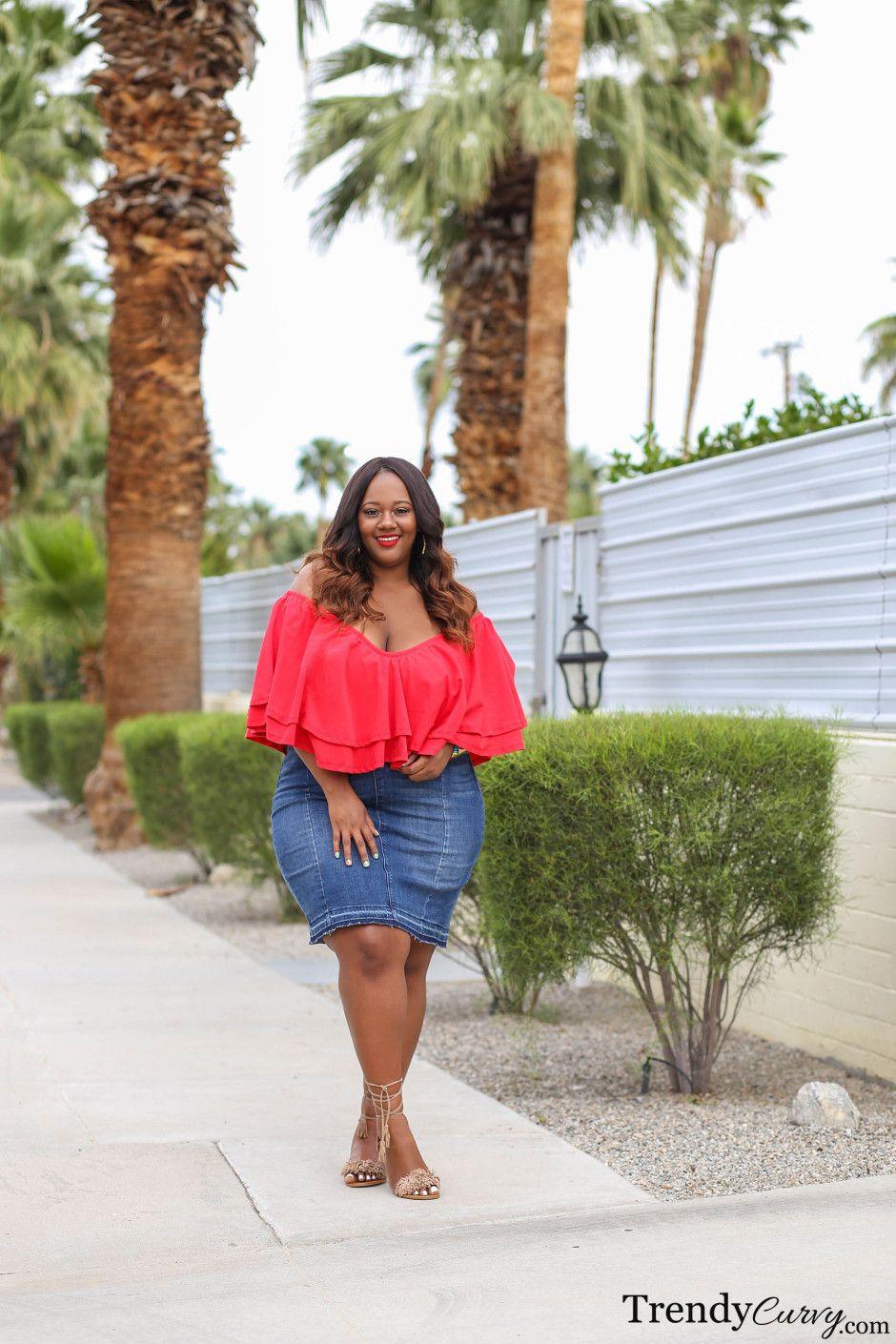 e040afaf3da4 TrendyCurvy Travels: Coachella 2018 | Plus Size Fashion | Fashion ...