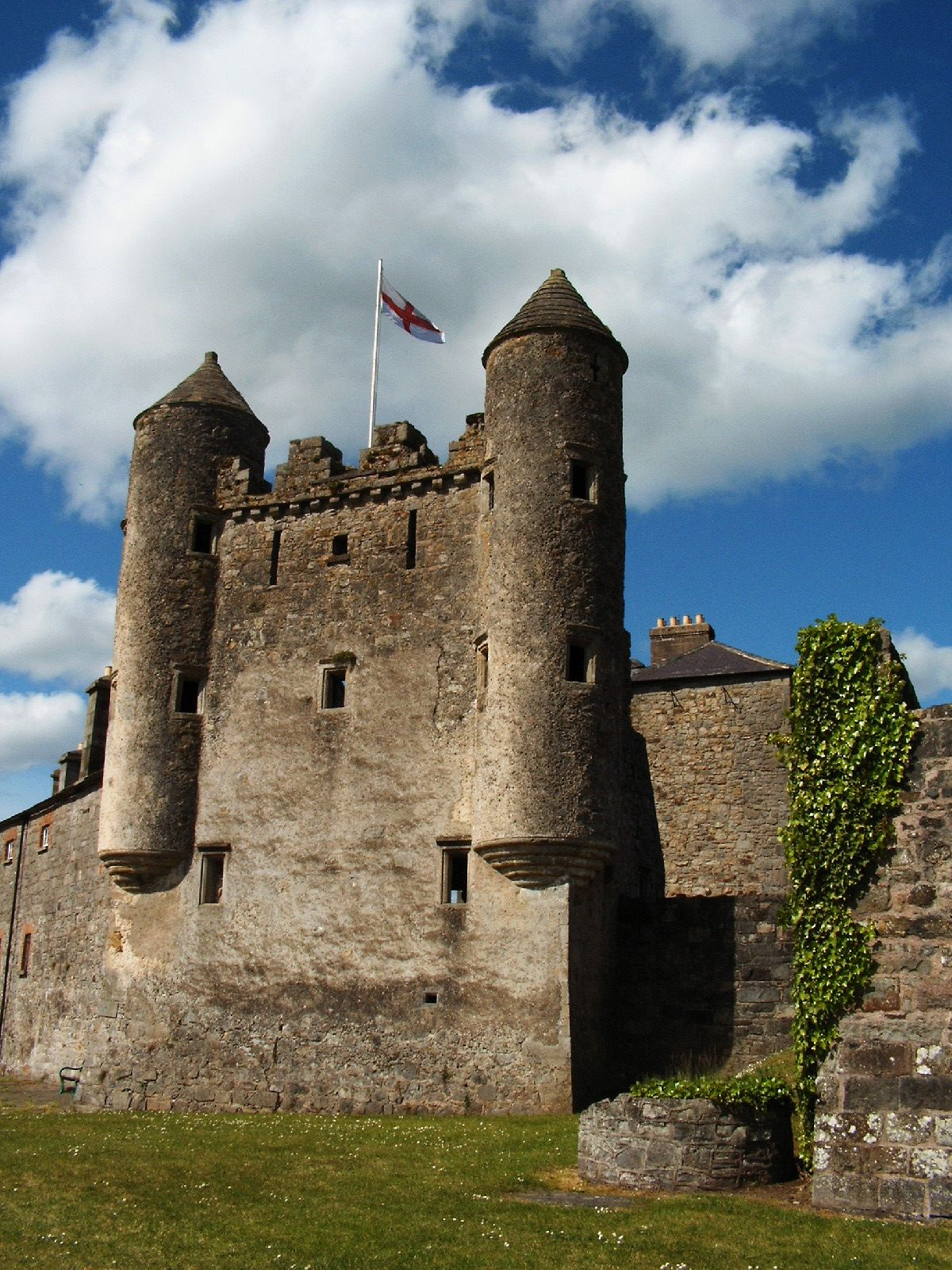 Enniskillen Castle-Northern Ireland, original home of the Maguire ...