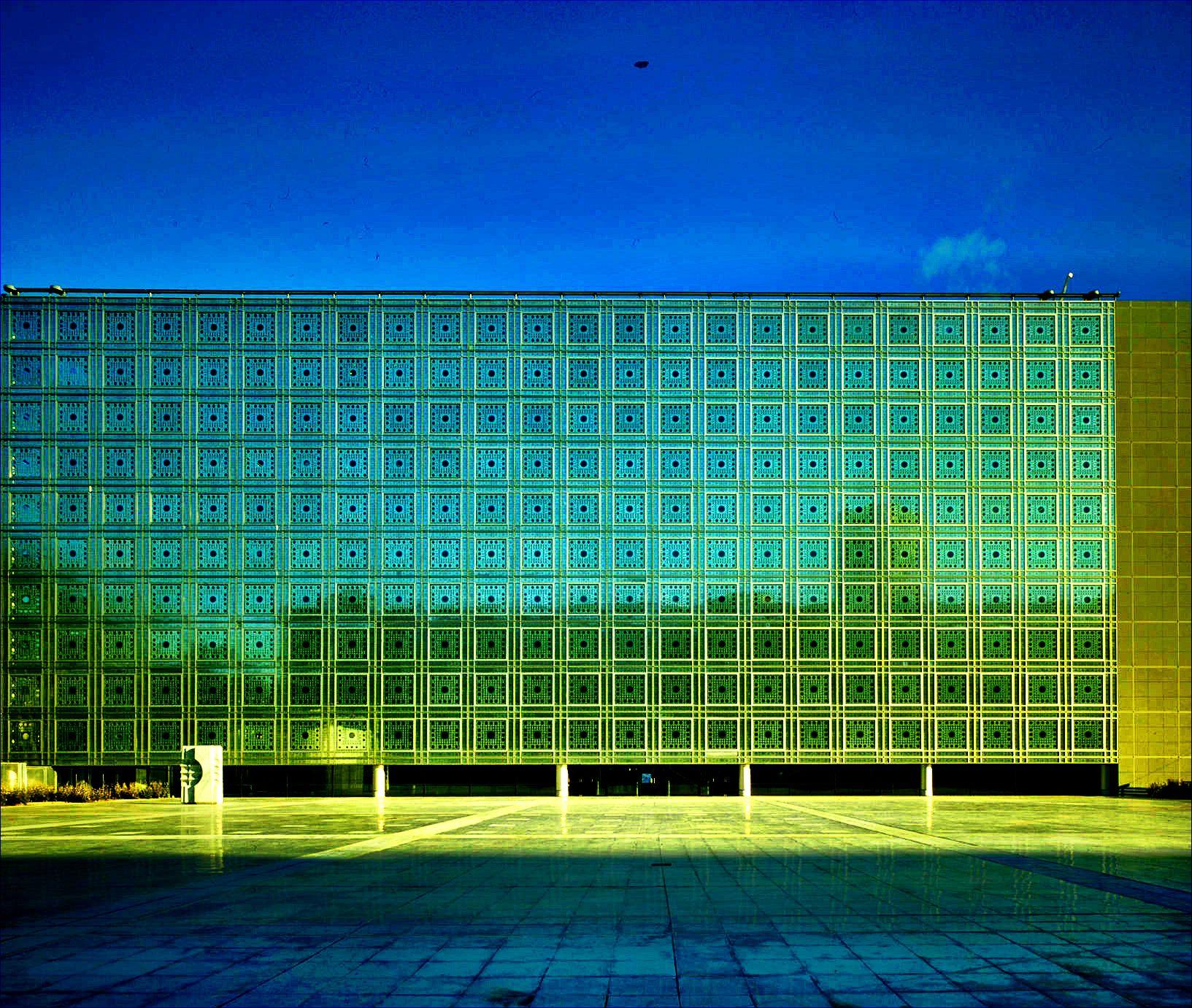 Institute du Monde Arabe, Paris - 2003