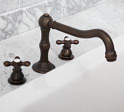 Bathroom Faucets, Shower Heads U0026 Bathroom Sink Faucets   Pottery Barn
