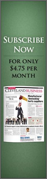Balancing sustainability and economic development - Cleveland Business News - Northeast Ohio and Cleveland - Crain's Cleveland Business