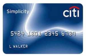 Activate Your Citi Simplicity Card Online | Credit card reviews, Low  interest credit cards, Credit card transfer