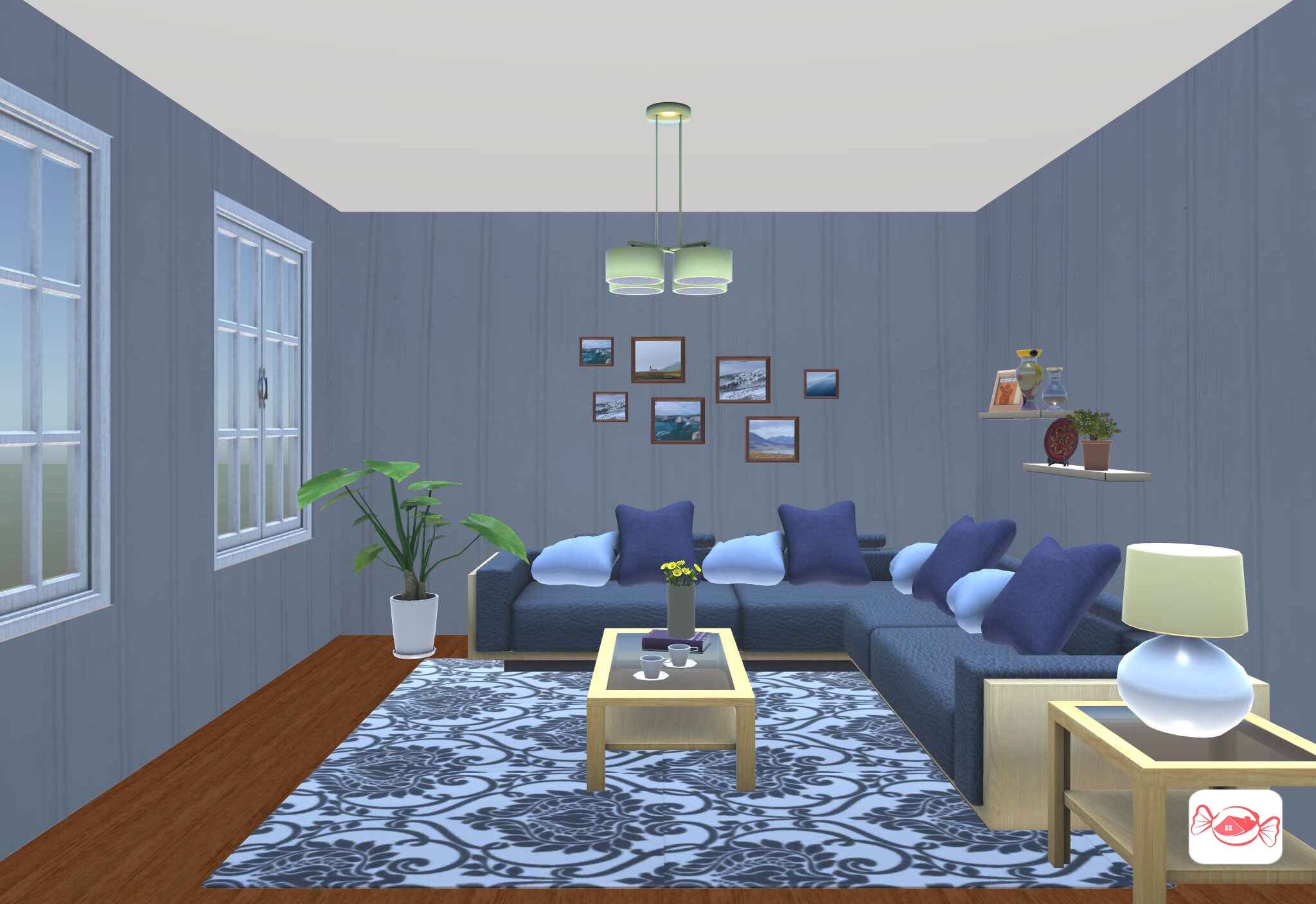 Created with home sweet home 3d app https tinyurl com homesweethome3d