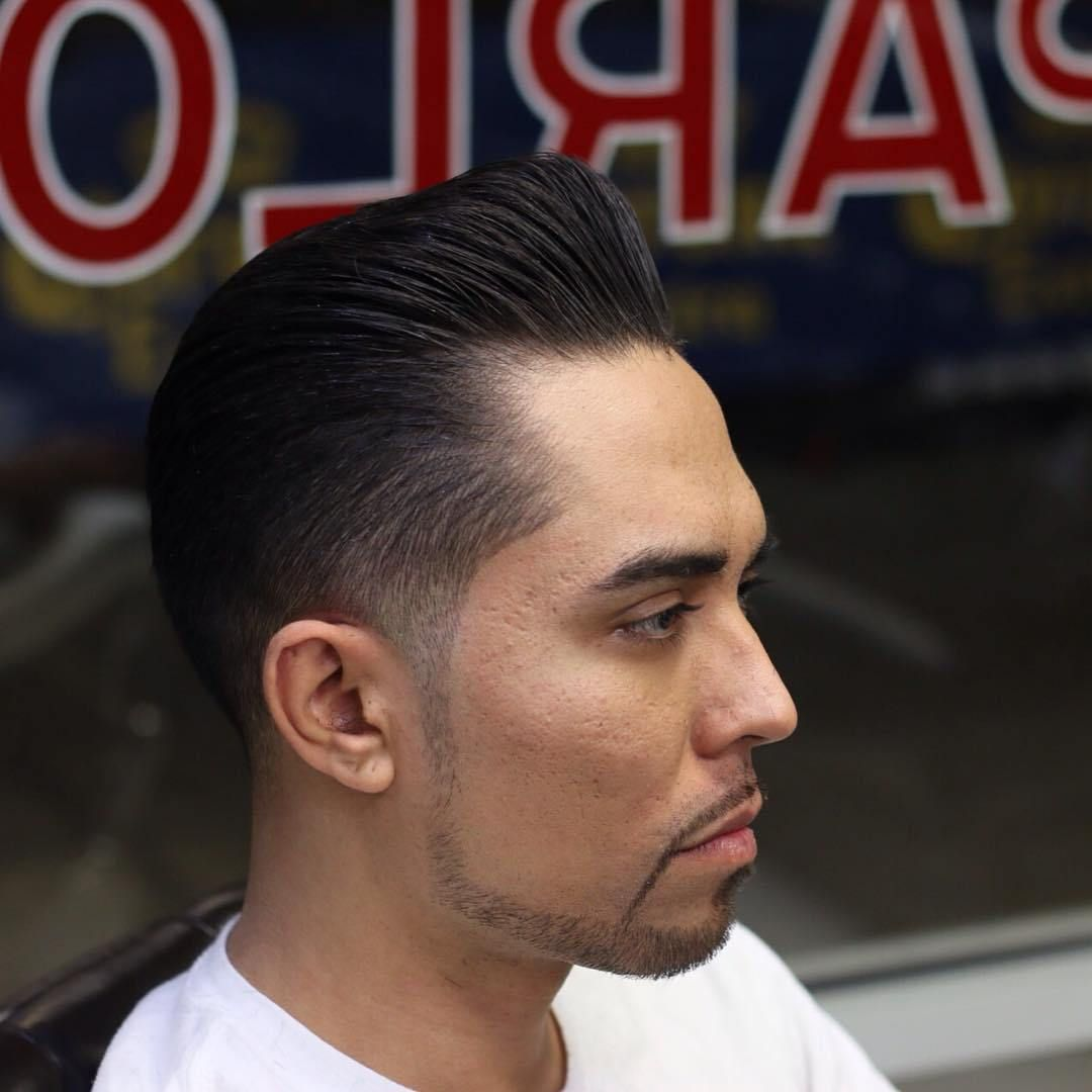15slicked back hairstyle for men slicked back hair