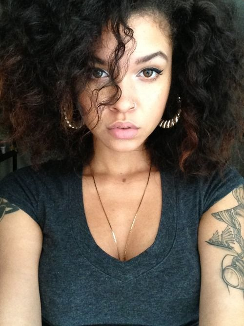 Mixed Girls Instagram Kylahclarkkjt: Mixed Chick Madness