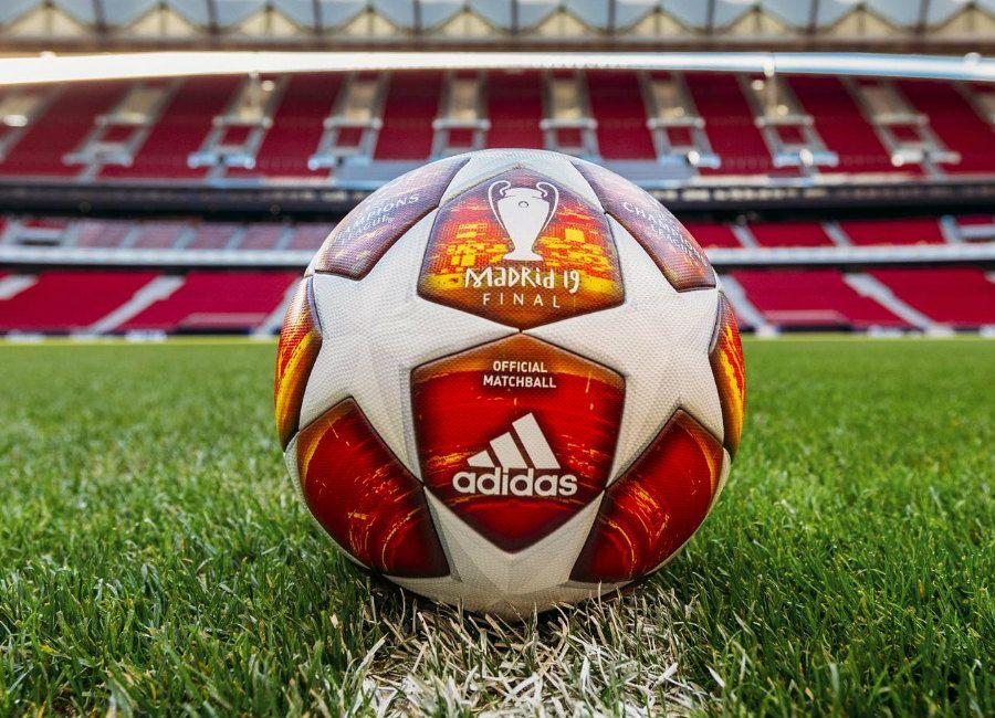 Adidas Champions League 2019 Final Match Ball White