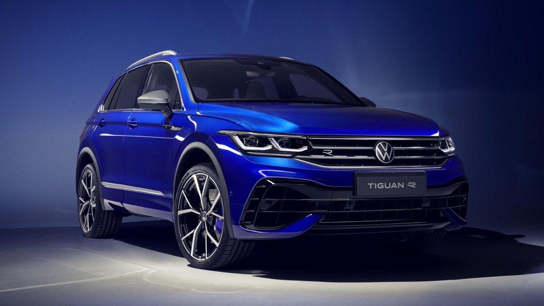 2021 Vw Tiguan R In 2020 Tiguan R Volkswagen Suv