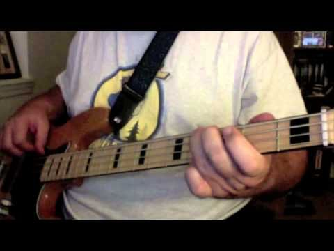 Stray Cat Strut Bass Line For Beginners Youtube With Images