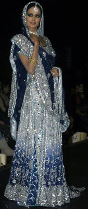 Royal Blue Walima Dresses Google Search Things To Wear Indian