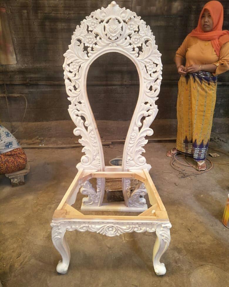 Berkah Jaya Furniture Di Instagram Kursi Makan Classic