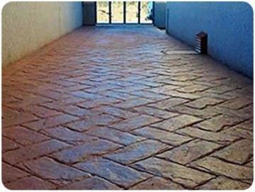 Oxicreto art and deco pinterest - Pintura para pisos de cemento ...