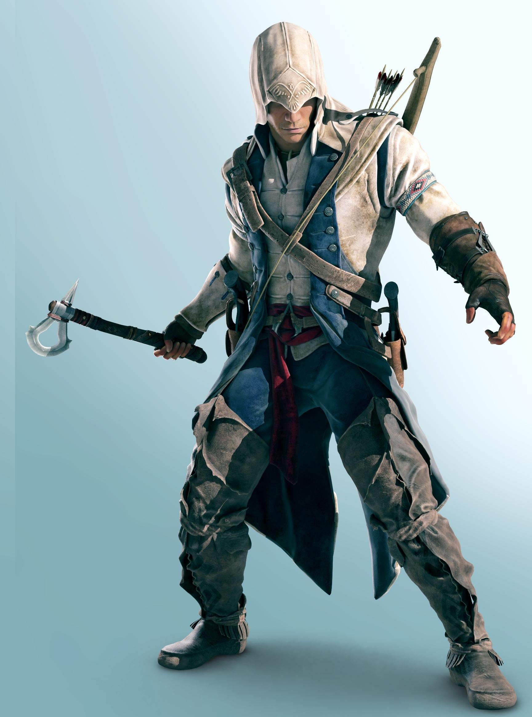Connor Kenway Assassins Creed Iii Assassinscreediii
