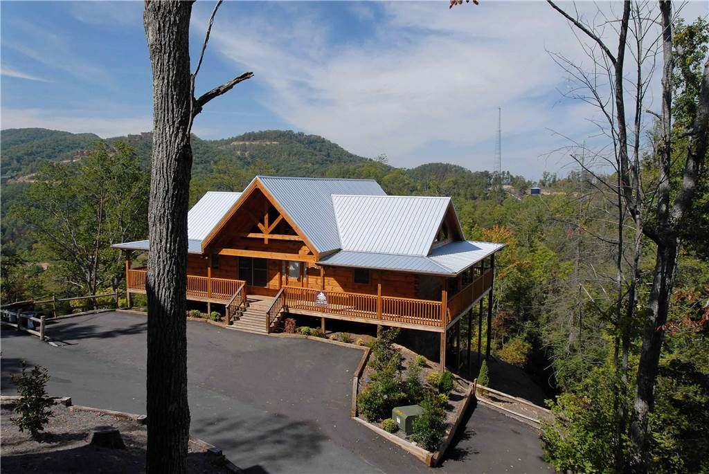 Cabins In Pigeon Forge And Gatlinburg Tennessee Cabin Cabin Rentals Wilderness Lodge