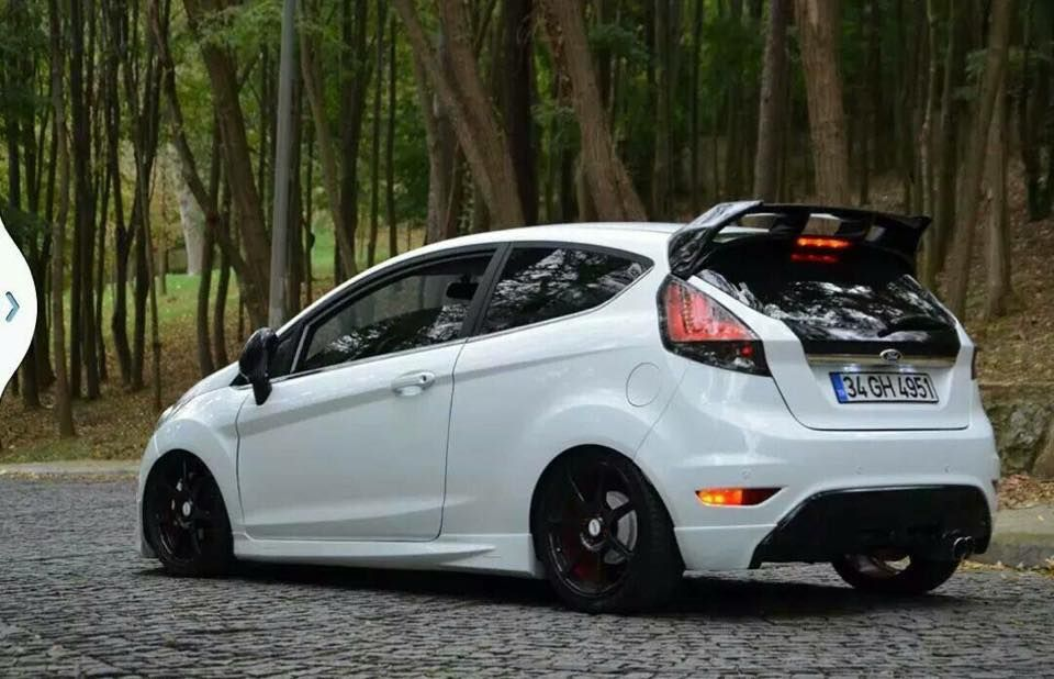 Ford Fiesta Mk7 Tuning Like St Rs New Fiesta Carros