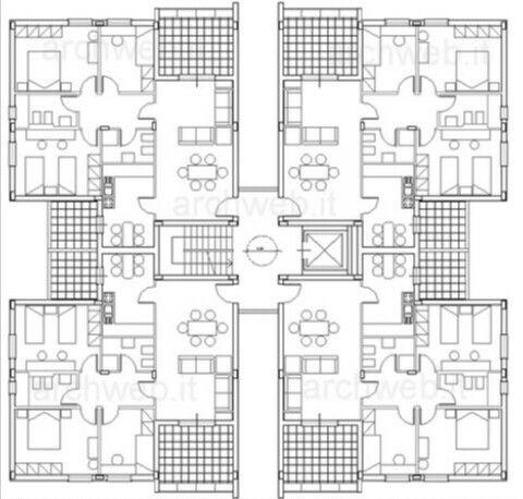 Pin de stanley en apartments penthouses pinterest for Planos de apartamentos modernos