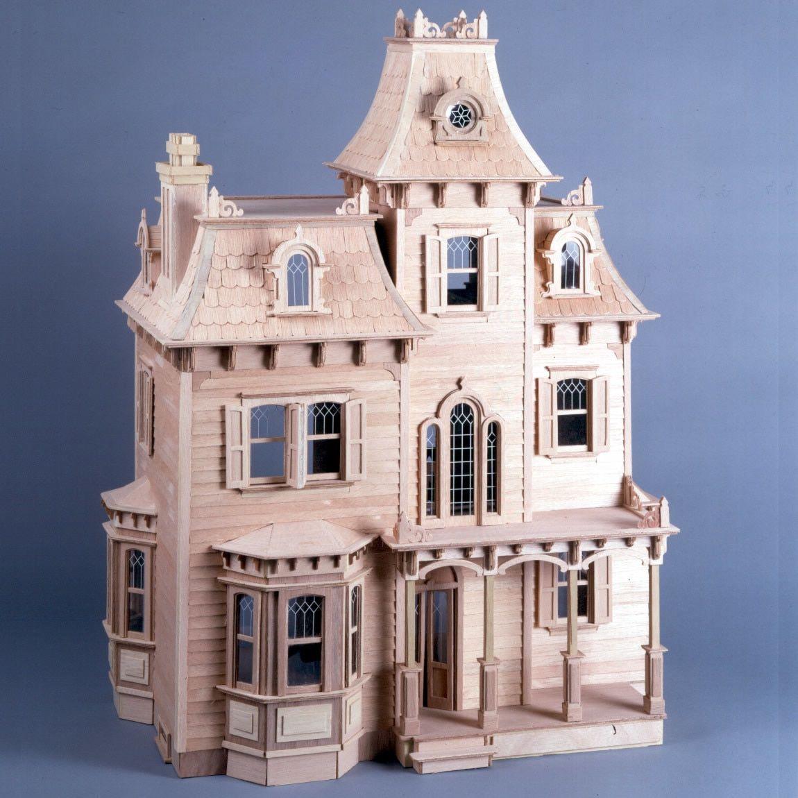 Miniature Clapboard Siding Beacon Hill Dollhouse