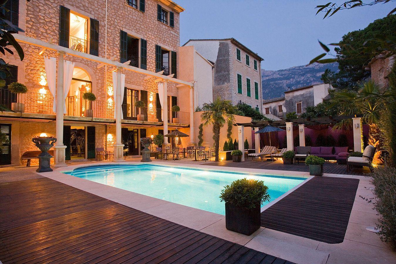 Lavenida hotel soller mallorca luxury boutique hotel
