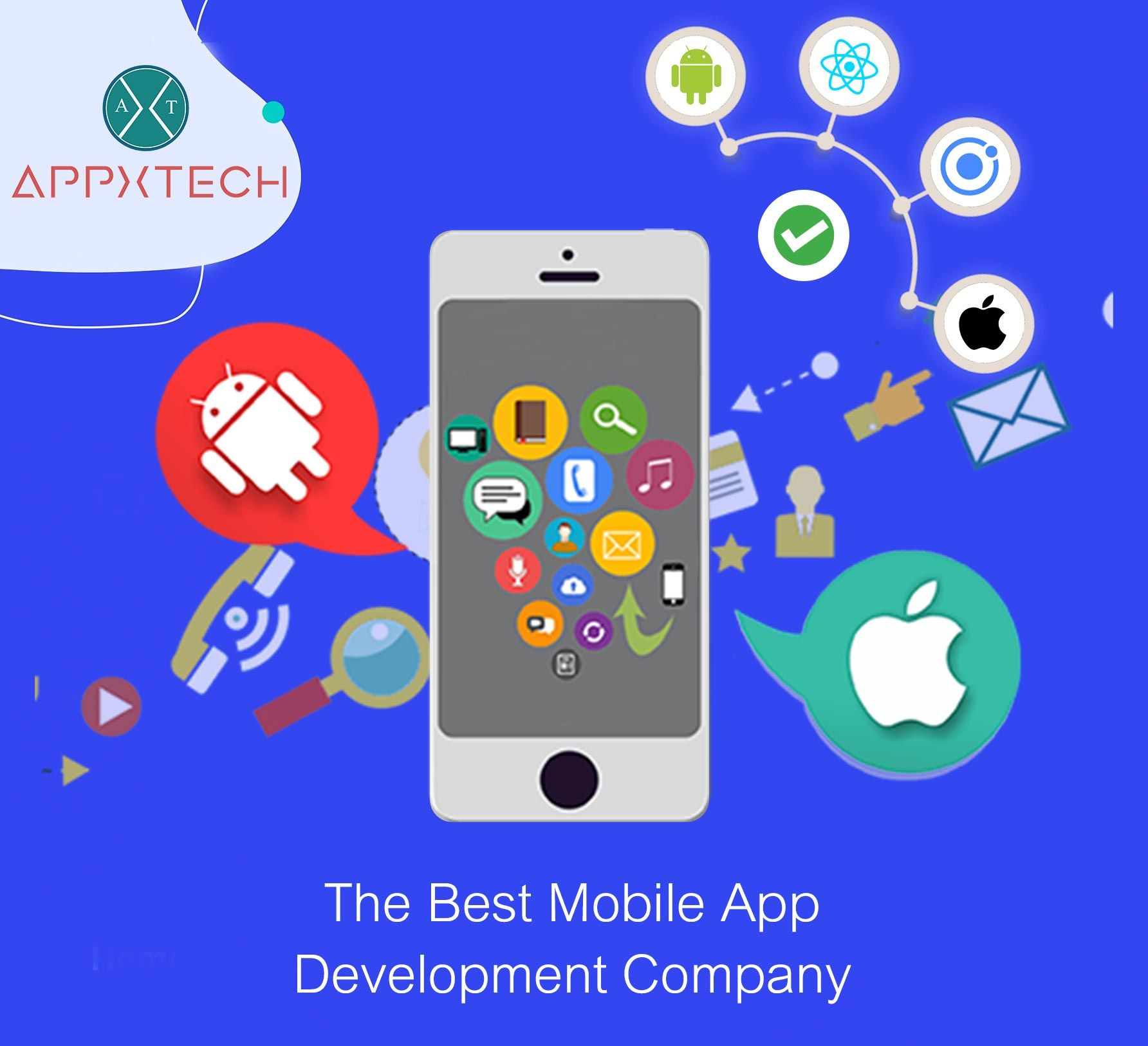 Top notch mobile app development services in the United