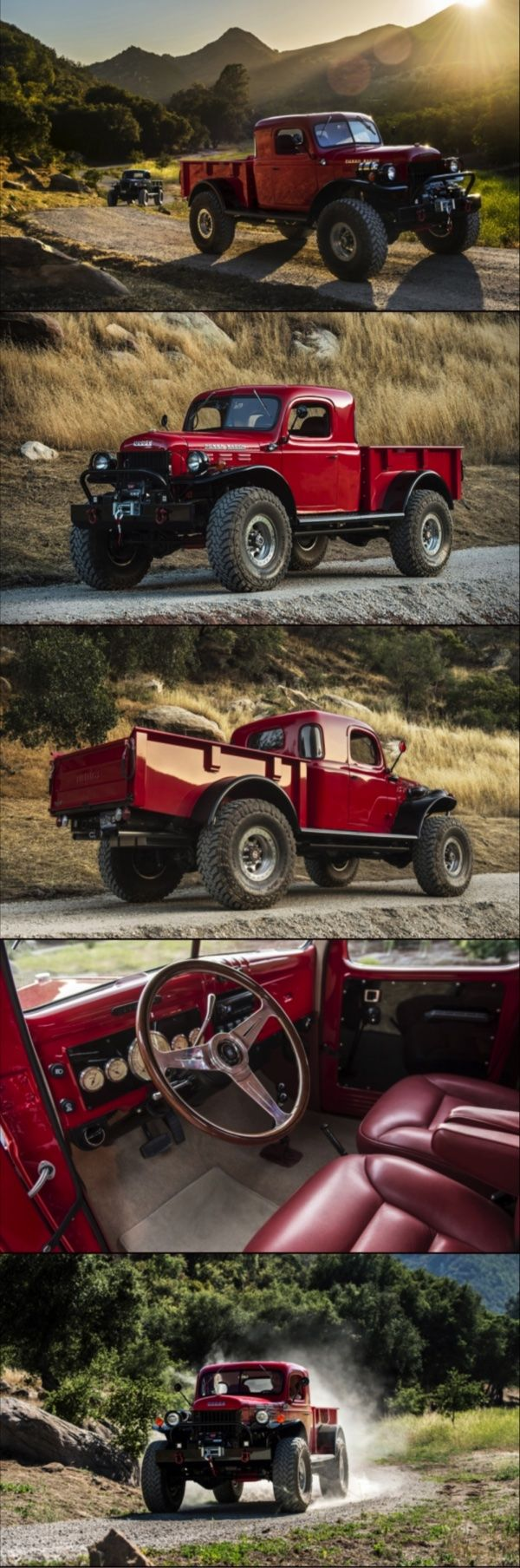 Dodge trucks in wwii - Best 25 Dodge Ram Power Wagon Ideas On Pinterest Dodge Power Wagon Farm Trucks And Classic Trucks