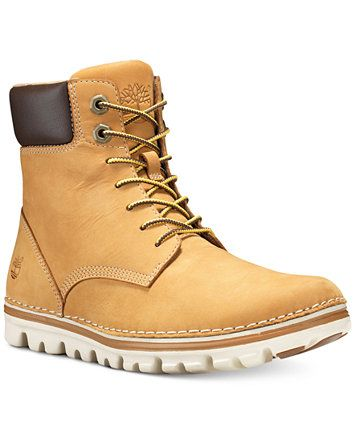 Timberland Women's Brookton Lace-Up Boots, Created For Macy's | macys.com