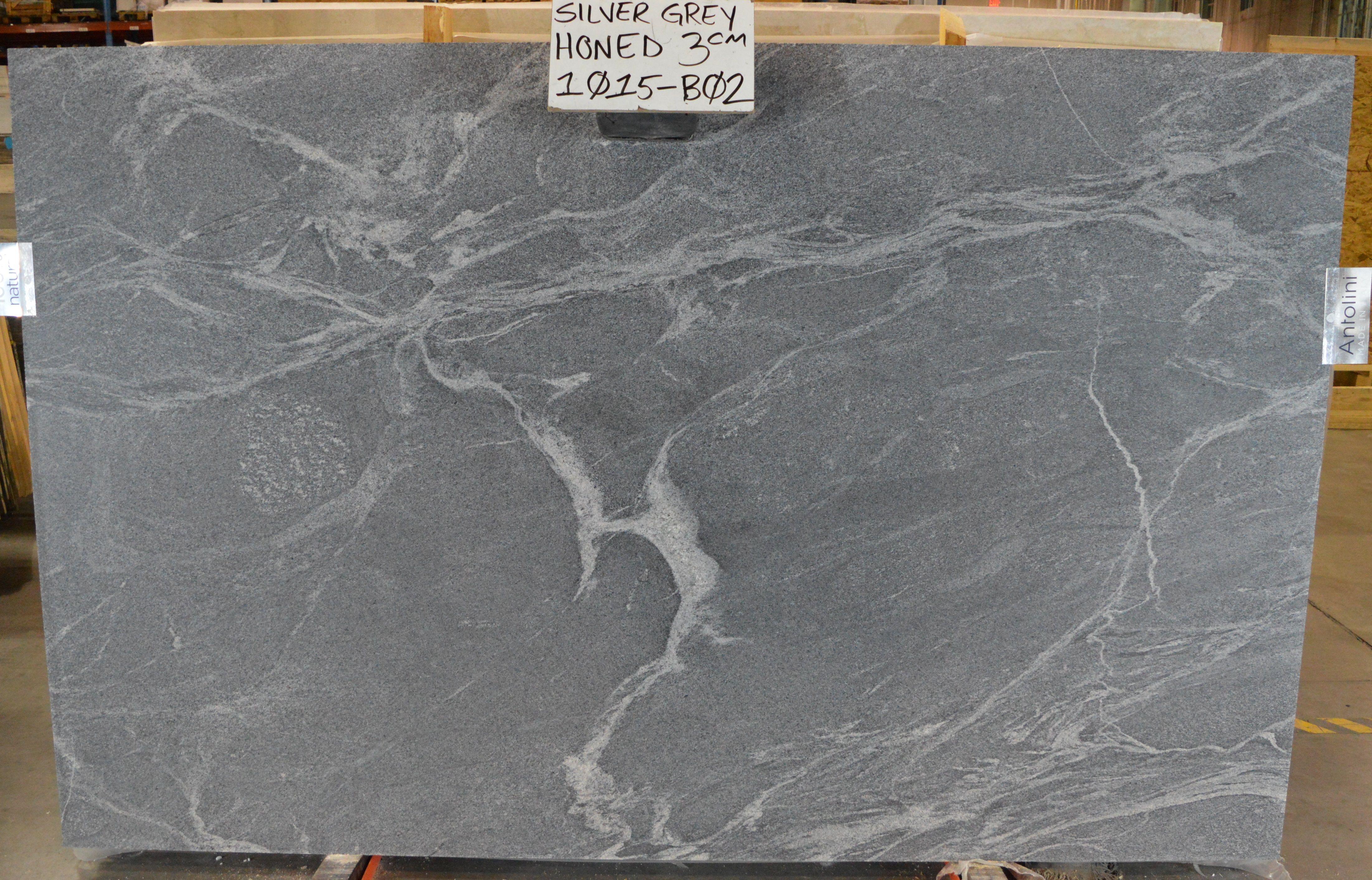 Silver Grey Granite Honed Honed Granite Countertops Honed Granite Grey Granite Countertops