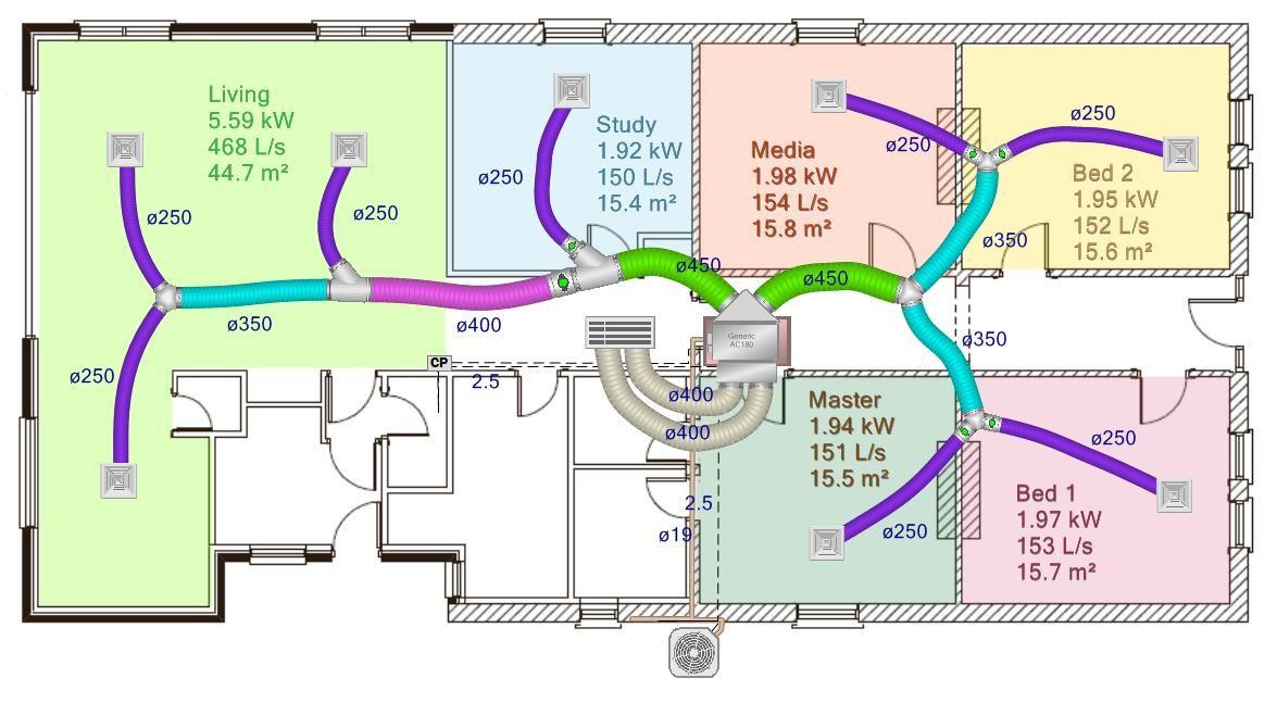 image result for air conditioning plan studio 5601 pinterest rh pinterest com