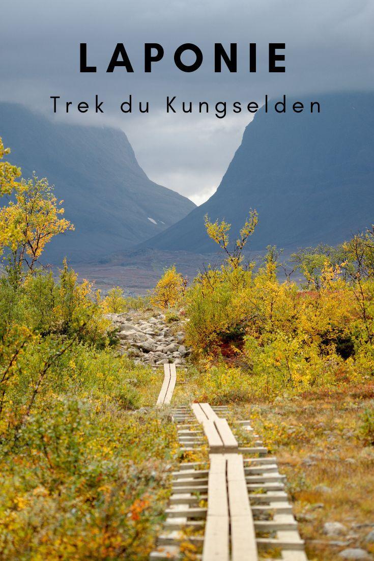 Trek du Kungsleden Récit de notre randonnée en laponie