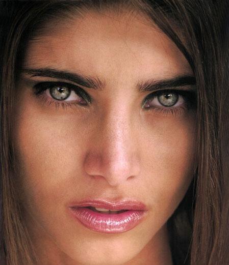 miriam shenasi model iran beautiful green eyes captivating ...  miriam shenasi ...