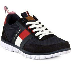 Tommy Hilfiger–Tommy Hilfiger Toni scarpe sportive uomo Blu fm56821105 - bleu - bleu, 42 EU - Chaussures tommy hilfiger (*Partner-Link)