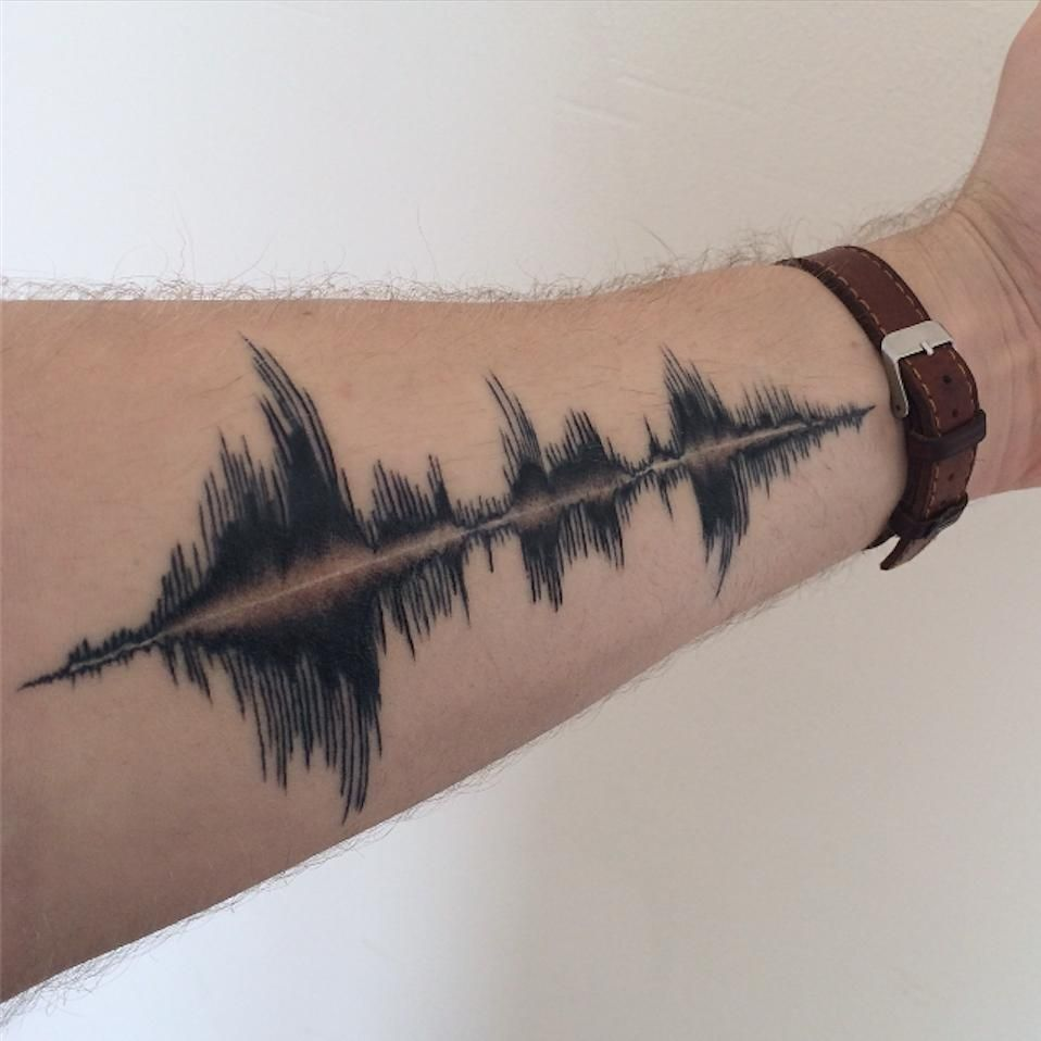 Healed B&W waveform, my grandfather's voice. By Eli Draughn at Safe House Tattoo in Nashville, TN #grandfathertattoo Healed B&W waveform, my grandfather's voice. By Eli Draughn at Safe House Tattoo in Nashville, TN #grandfathertattoo Healed B&W waveform, my grandfather's voice. By Eli Draughn at Safe House Tattoo in Nashville, TN #grandfathertattoo Healed B&W waveform, my grandfather's voice. By Eli Draughn at Safe House Tattoo in Nashville, TN #grandfathertattoo Healed B&W waveform, my grandfat #grandfathertattoo