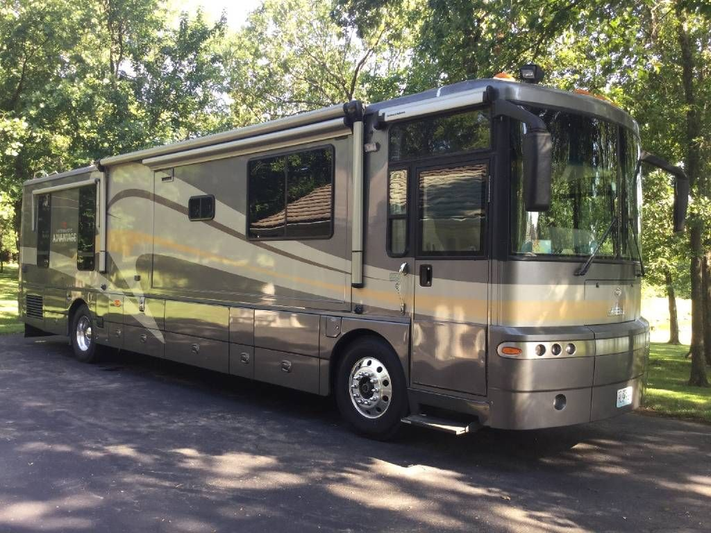 Check out this 2004 Winnebago ULTIMATE ADVANTAGE 40K listing
