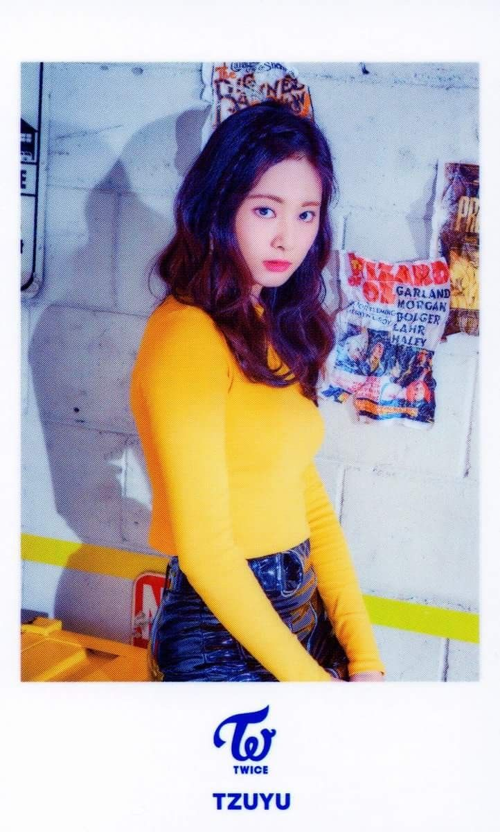 Twice Tzuyu Twiceland2018 Japan Photocard Nayeon Kpop Girls