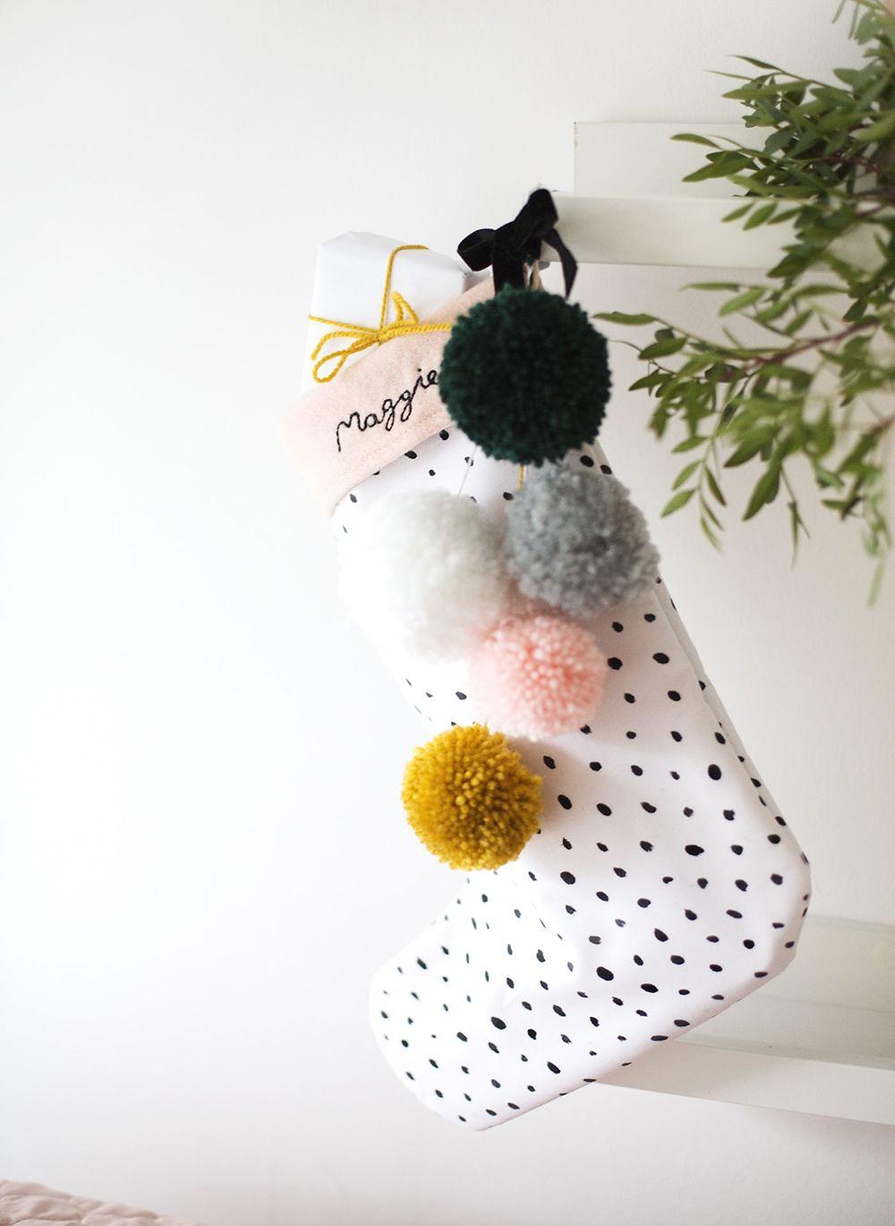 How to create a DIY scandinavian Christmas decor Ohoh