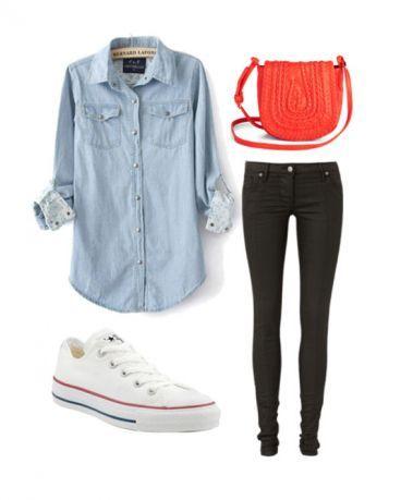 outfit para ir a un concierto