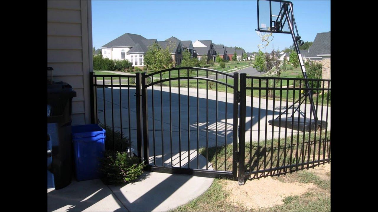 Aluminum Fence Installation Service and Cost in Lincoln NE ...