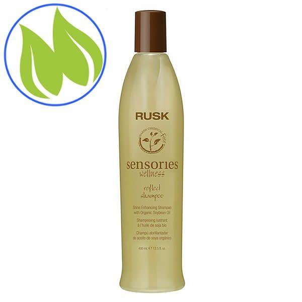 Rusk Sensories Wellness Reflect Shine Enhancing Shampoo - 13.5 oz