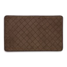 Suede Chocolate Chef S Mat Bed Bath Beyond Home Tuscany