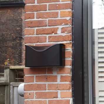Umbra Postino Wall Mounted Mailbox Gets Free Shipping To Your Business From Wayfair Supply Great Deals On All Office Products With An Amazing Selection