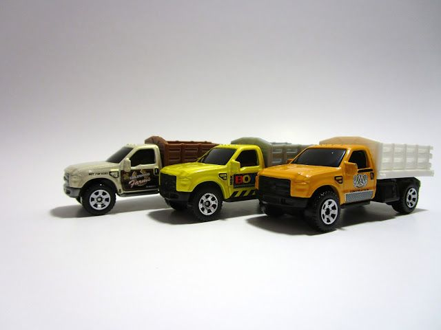 The Western Diecast Review: The Ford F-350 Stakebed and why Matchbox Continues to Impress!