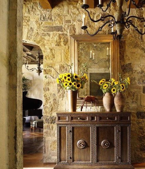There Are Some Characteristics Of Spanish Style Haciendas That You