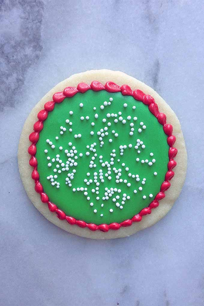 have you heard of royal icing its the key to decorating holiday sugar cookies like